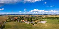 Reinstedt Stadt Falkenstein Harz Luftbild