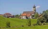 St. Martin, Schwende, Canton Appenzell Innerrhoden, Switzerland