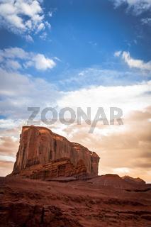 Elefant Monument valley