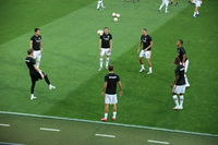 Fussball-EL: Achtelfinale 19-20 FC Basel - Eintracht Frankfurt