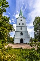 The Dobele Evangelic Lutheran Church, Dobele, Latvia