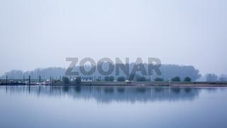 Dutch river lancscape