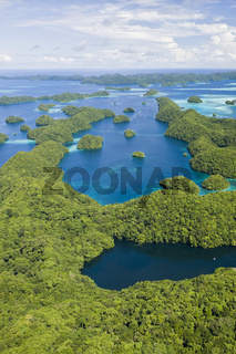 Rock Islands von Palau, Palau