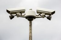 Street cameras surveillance