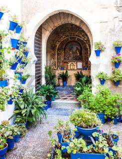 Traditional Church in Cordoba