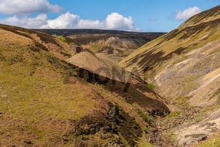 Gunnerside Gill, North Yorkshire, England