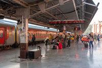 Jodhpur Train Station, India