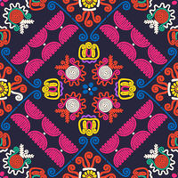 Hungarian embroidery pattern 75