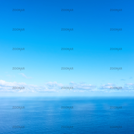 The Atlantic Ocean  - Seascape