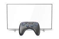 Gaming controller and TV