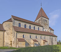 St. Georg, Reichenau Island on Lake Constance