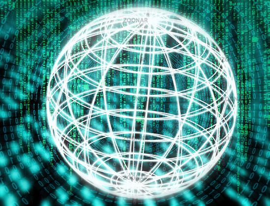 Globe and matrix