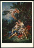 Francois Boucher Jupiter and Callisto