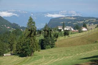 Bauernhof bei Deutschnofen in Südtirol