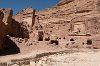 Petra, ancient city in Jordan