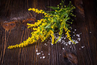 Wild flowers in a bouquet