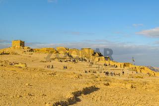 Masada National Park, Judea, Israel