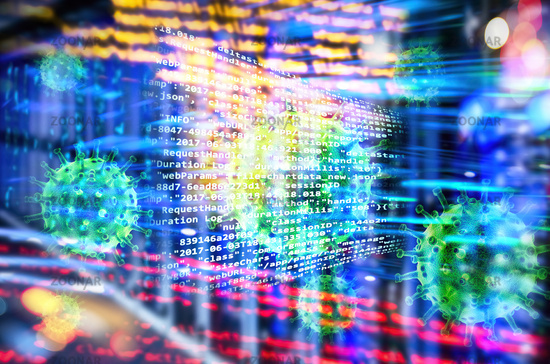 Program code and viruses