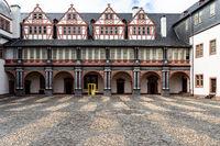 Renaissencehof in Weilburg Castle