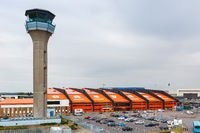 EasyJet Hauptsitz headquarter HQ Flughafen London Luton