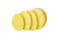 Potatoes yellow sliced 1