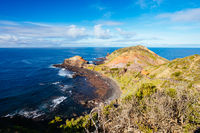 Cape Schanck Boardwalk in Australia