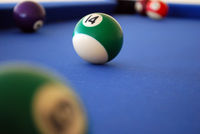 Billiard Balls Composition