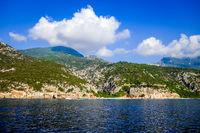 Orosei Golf natural park, Sardinia, Italy