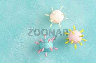 Models of corona virus