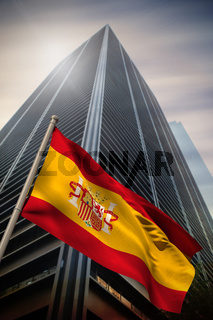 Spain national flag