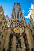 Rockefeller Center image (New York)