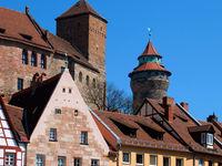 Imperial Castle at Nuremberg