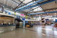Flughafen Paderborn Lippstadt Airport PAD in Deutschland Terminal