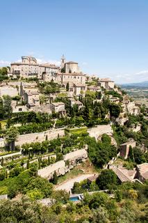 Gordes Village in Southern France