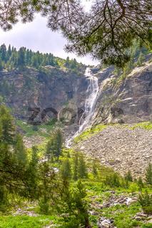 Skakavitsa waterfall, Bulgaria