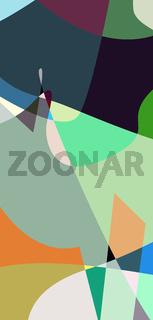 form farbe kontrast hintergrund hochformat