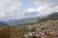 Fojni, Dorf, Troodos-Gebirge, Zypern