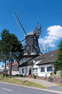 Galerieholländer Windmühle in Carolinensiel