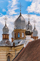 Cupolas of The Orthodox Church of The Holy Spirit
