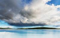 Lake in Alaska
