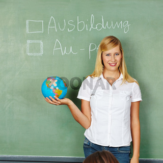 Ausbildung oder Au-Pair