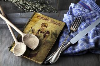 altes Kochbuch