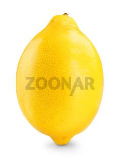 Ripe lemon