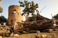 Castle of Loutro - Crete