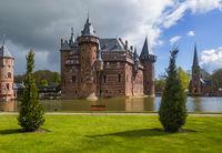 De Haar castle near Utrecht - Netherlands