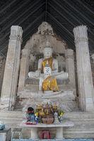 THAILAND PHETBURI WAT PHAI LOM TEMPLE