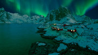 Hamnoy Northern Lights