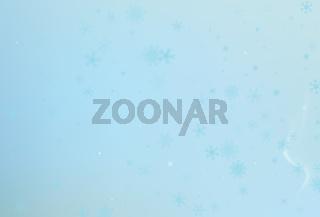 Winter snow background. Falling snowflake.