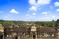 Angkor Wat View.
