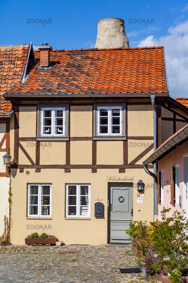 old baking house Münzenberg Quedlinburg